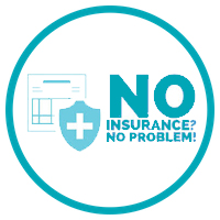 No insurance dental