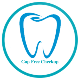 Gap free dental checkup